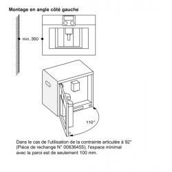 CMP250101 Machine à café expresso tout automatique serie 200 Anthracite plan 1