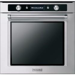 kitchenaid koasp60602 - four multifonctions combiné vapeur - pyrolyse - inox - artisan