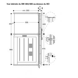 BM484-485 Vue latérale
