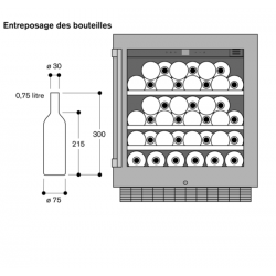 RW402261 Entreposage bouteilles