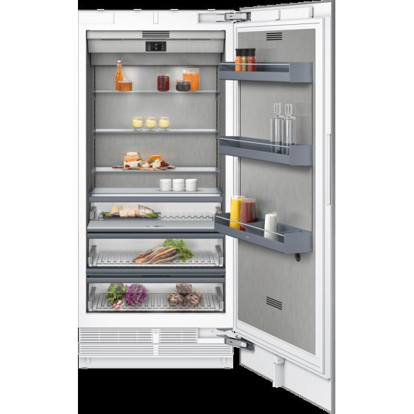 """RC492304 GAGGENAU """"RC492304"""" Réfrigérateur tt intégrable Ht 91,4 cm  """"Vario""""  Série 400"""