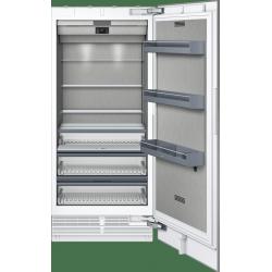 """GAGGENAU """"RC492304"""" Réfrigérateur tt intégrable Ht 91,4 cm  """"Vario""""  Série 400 vide"""